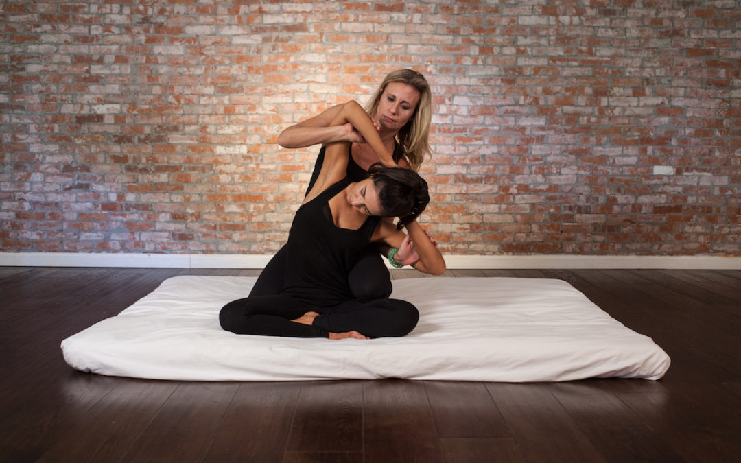 A Brief History of Thai Yoga Massage